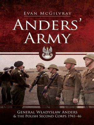 cover image of Anders' Army